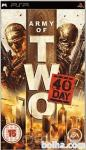 Rabljeno: Army Of Two The 40th Day (Sony PSP)