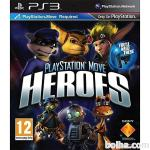 Rabljeno: Playstation Move Heroes (PlayStation 3)