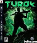 Rabljeno: Turok (PlayStation 3)