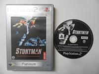 Stuntman - PS2 Platinum