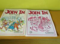 knjiga Join in, Pupil s Book 4 in Join in, Activity Book 4