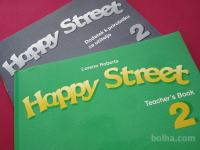 Teacher's book HAPPY STREET 2, Lorena Roberts - NOVO prodam