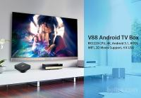 Android TV BOX, multimedijski predvajalnik, 1/8GB