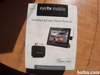 TV Tuner Elgato Eye TV mobile za iPad in iPhone 4S