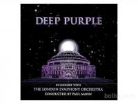Deep Purple - DVD In Concert with The London Symphony Orch.
