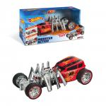 Hot Wheels Monster Street Creeper, lučke in zvoki 23 cm