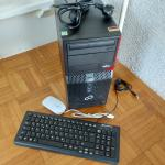 Fujitsu Multimedia Gaming PC Računalnik i7 Nvidia SSD
