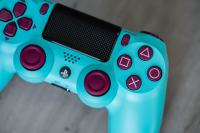 Sony PS4 Berry Blue kontroler / gamepad / plošček za Playstation 4