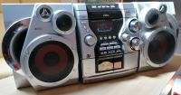 Glasbeni stolp AIWA CD - MP3