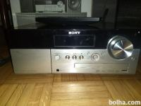 Mini HiFi Sony CMT-MX700Ni