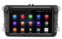 VW avto radio - Android, bluetooth, GPS, 8""