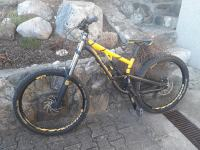 Downhill kolo  Scott Voltage FR 720 2017