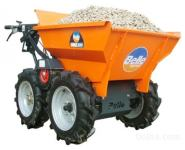 Motorna samokolnica - mini dumper (demper) BELLE GROUP