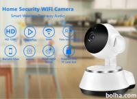 MINI VIDEO KAMERA CCTV 720P HD WIFI IP /NIGT VISION ( GARANC