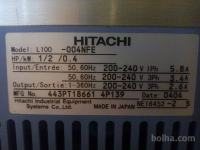 ffrekvenčni regulator hitachi l100