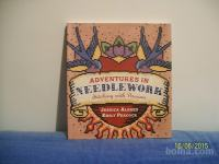 Adventures in Needlework: Stitching with passion -