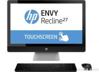 HP envy 27 all in one recline touchscreen