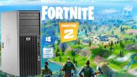 HP Z400 Fortnite gamer|i7|SSD+HDD|GTX 1060|WIN10