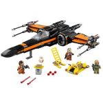 Lego Star Wars: Poe's X-Wing Fighter