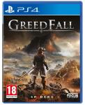 Greedfall za playstation 4 ps4
