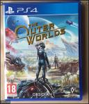 Outer Worlds za playstation 4 ps4