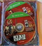Xbox One Igra Red Dead Redemption 2 - RDR2 / RDR 2