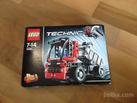 Lego 8065 Mini Container Truck