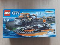 LEGO City 4x4 with Powerboat 60085 (5-12)
