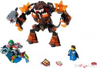 Lego Nexo Knights Infernox Captures The Queen