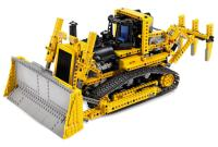 Lego Technic Motorized Bulldozer 8275