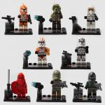 star wars 2 figure lego kompatibilne kocke