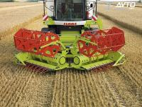 Claas adapter C 450 - preklopni