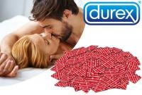 KONDOMI Durex London Red 100/1