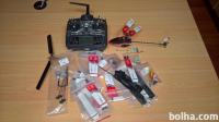 RC mikro helikopter Walkera 4G3 metal