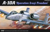 "Maketa A-10 ""Operation Iraqi Freedom"" 1/72 1:72"