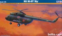 Maketa helikopter Mil Mi-8 T HIP