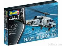 Maketa helikopter SH-60 Navy Helicopter