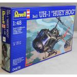 Maketa helikopter UH-1 HUEY HOG 1/48