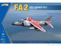 Maketa letala Kinetic 48041 Sea Harrier FA2
