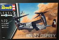 Maketa  MV-22 Osprey 1/72 1:72