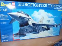 Maketa REVELL EUROFIGHTER TYPHOON