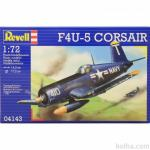 Maketa Vought F4U-5 Corsair