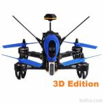 Race drone quadcopter Walkera F210 3D