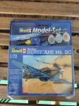 Revell Hawker Hurricane Mk. IIC 1:72 Model-Set