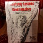 ANATOMY LESSONS from the GREAT MASTER- R. Beverly Hale, Terence Coyle