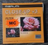 Marumi Filter MC Close-Up +3