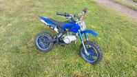 Mini moto cross 49ccm