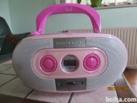 Cd player za princesko