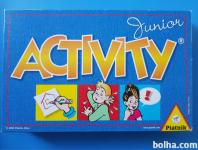 ACTIVITY JUNIOR PIATNIK