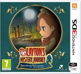 Layton's Mystery Journey: Katrielle and Millionaires Conspiracy za 3ds